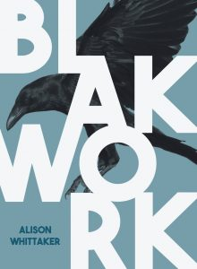 Blakwork by Alison Whitaker
