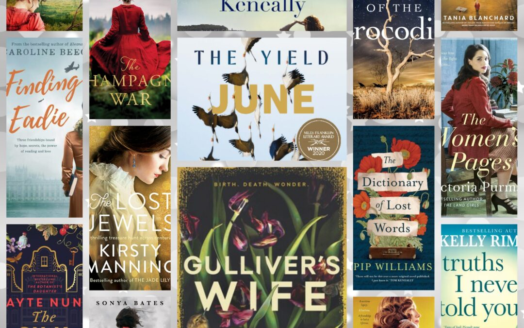 Historical Fiction Yearly Wrap Up: 2020