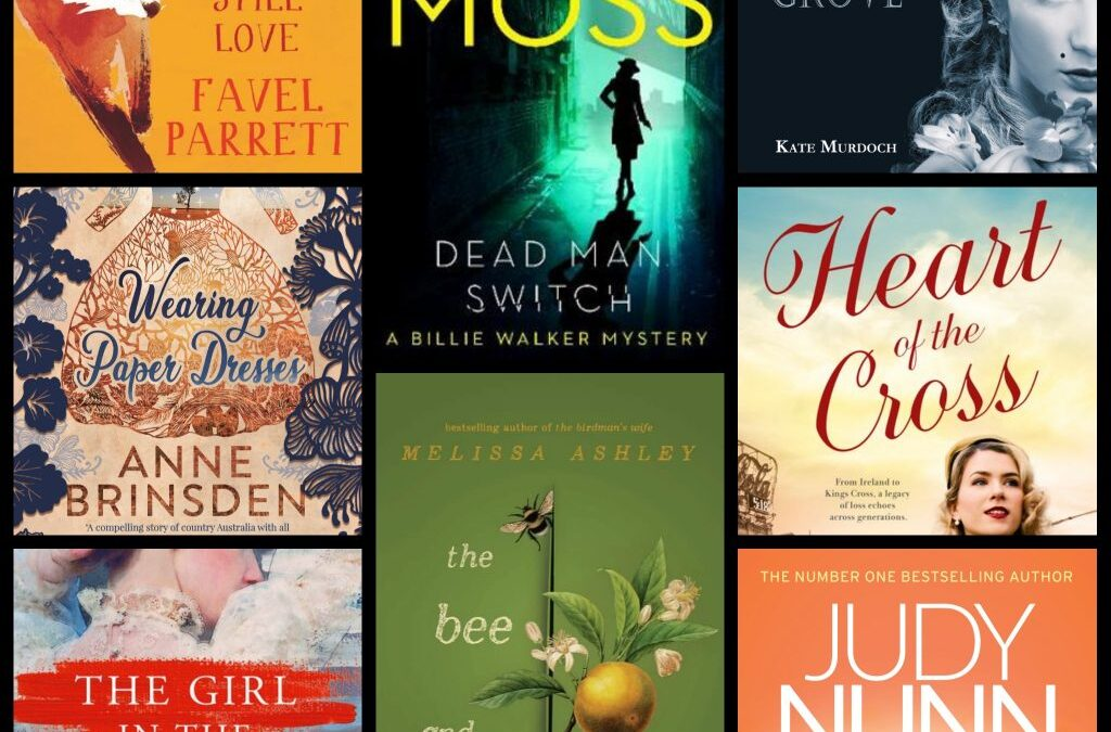 Historical Fiction Round Up: Oct/Nov 2019